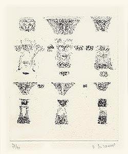 Livre Illustré Michaux - Vents et Poussières