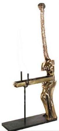 Aucune Technique Dali - Venus a la Giraffe