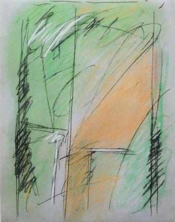 Gravure Ràfols Casamada - Verd