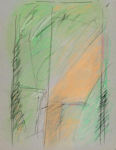 Gravure Ràfols Casamada - Verd gran