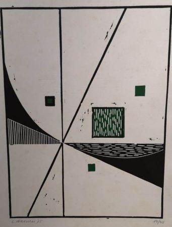 Lithographie Veronesi - VERONESI