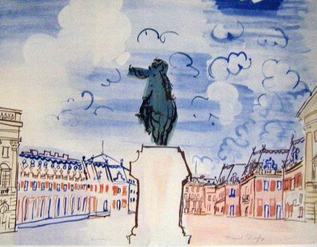 Pochoir Dufy - Versailles