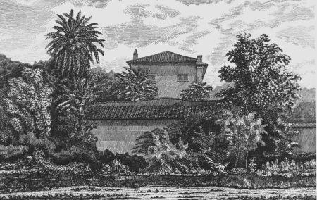 Eau-Forte Mongatti - Verso il mare