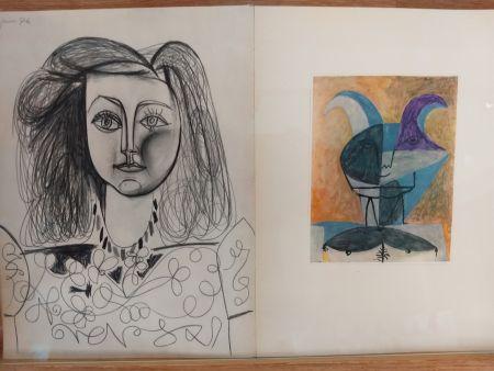 Livre Illustré Picasso - Verve 19 20
