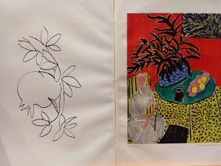 Livre Illustré Matisse - Verve 21 22