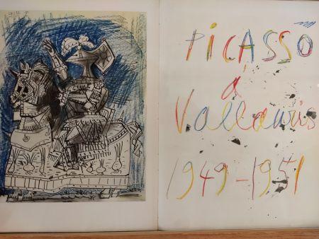 Livre Illustré Picasso - Verve 25 26