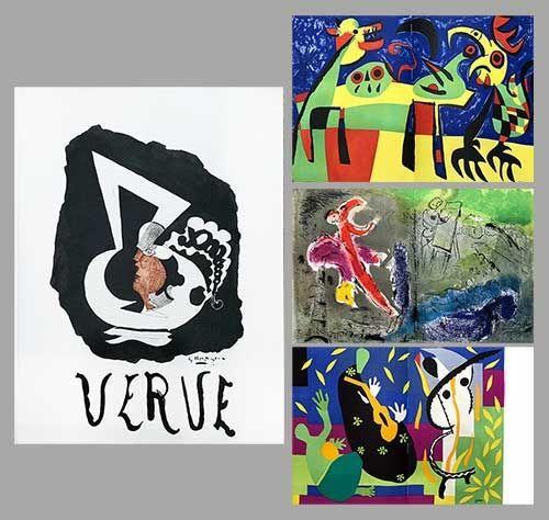 Livre Illustré Chagall - Verve 27 28