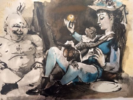 Livre Illustré Picasso - Verve 29 30