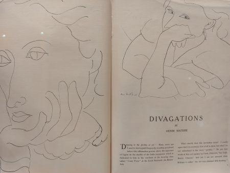 Livre Illustré Matisse - Verve no 1