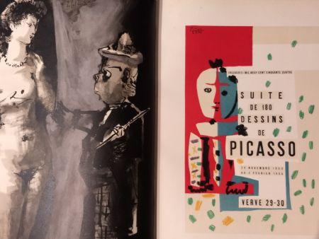 Livre Illustré Picasso - Verve no 29/30