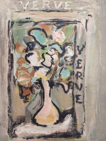 Livre Illustré Rouault - Verve no 4