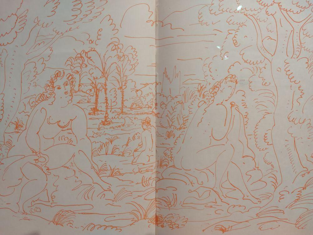 Livre Illustré Matisse - Verve no 8