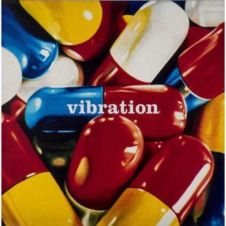 Sérigraphie Huart - Vibration