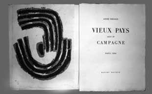 Livre Illustré Ubac - Vieux pays