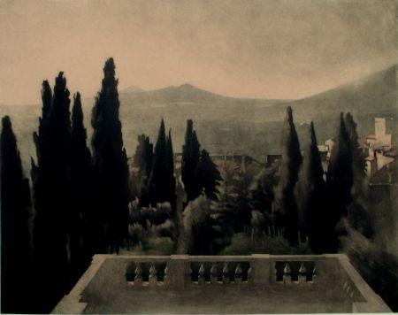 Manière Noire Ilsted - View From Villa D'este