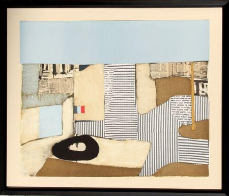 Lithographie Marca Relli - Villa Nueve