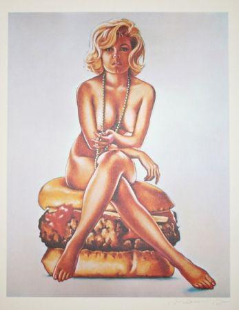 Lithographie Ramos - Vinaburger