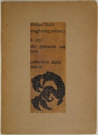 Livre Illustré Arp - Vingt-cinq poèmes