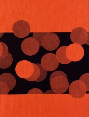 Eau-Forte Bury - Vingt-quatre disques entre deux