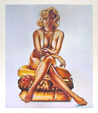 Lithographie Ramos - Virnaburger