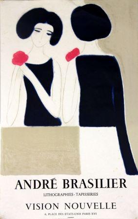 Lithographie Brasilier - Vision Nouvelle  Galerie