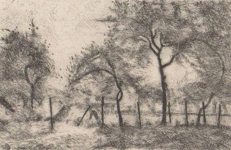 Livre Illustré Joëts - Visions flamands & du Nord français. Neuf eaux-fortes originales de Jules Joëts.