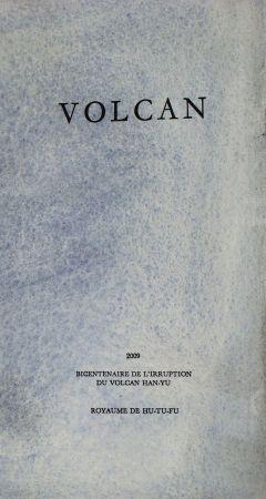 Livre Illustré Baltazar - Volcan