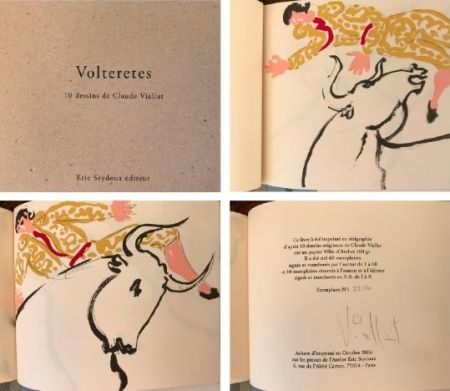 Livre Illustré Viallat - Volteretes