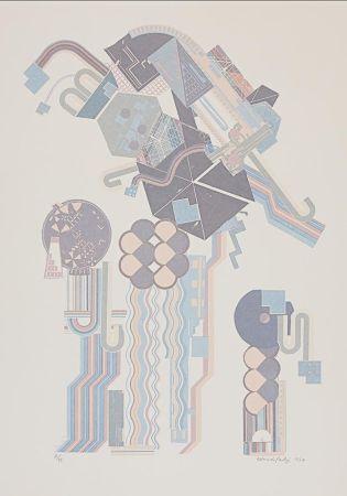 Sérigraphie Paolozzi - W16