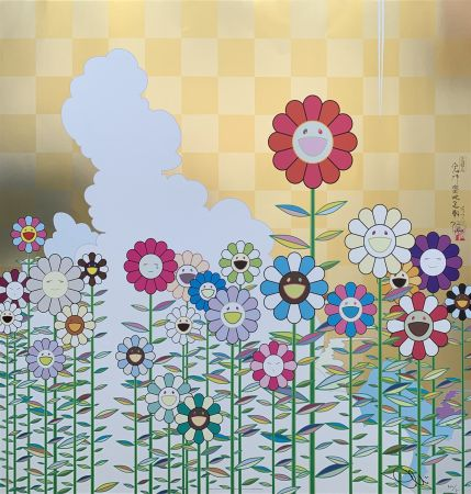 Offset Murakami - Warm & Sunny