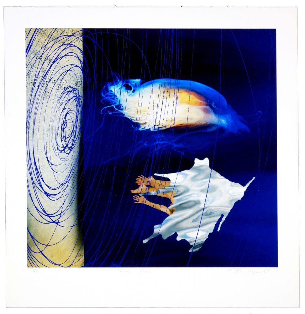 Estampe Numérique Myrvold - Water dream