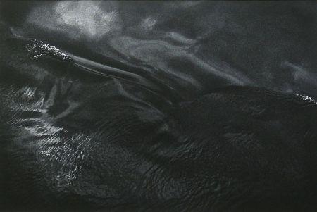 Lithographie Morinaga - Wave
