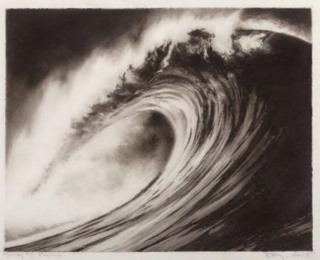 Lithographie Longo - Wave #8 portfolio