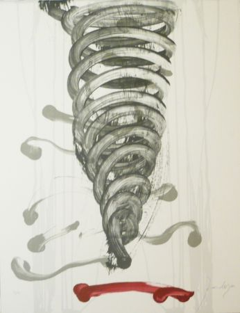 Lithographie Duran - Weik-kei 1