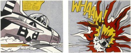 Offset Lichtenstein - WHAAM! (CORLETT APPENDIX 7)