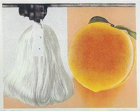 Lithographie Rosenquist - When A Leak