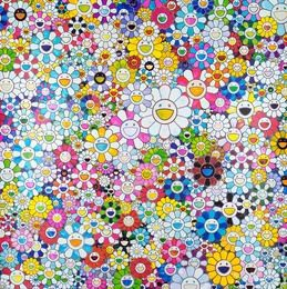 Offset Murakami - When I Close My Eyes I See Shangri La