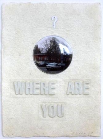 Gravure Plensa - Where?