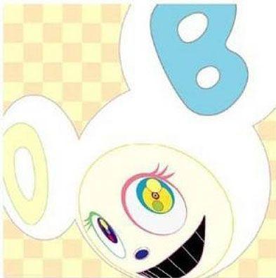 Multiple Murakami - White Reverse Dob