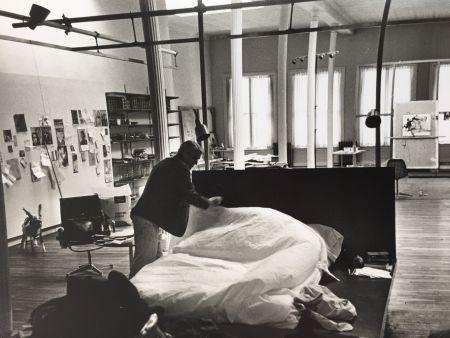 Photographie Blum - Willem de Kooning