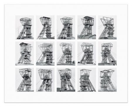 Aucune Technique Bernd & Hilla - Winding Tower