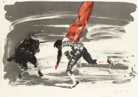 Lithographie Fischl - Without title 2