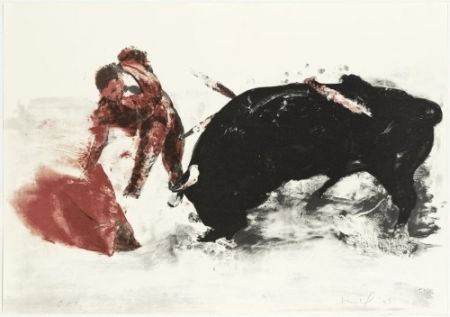 Lithographie Fischl - Without title 3
