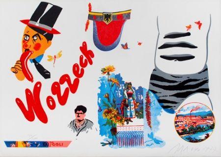 Lithographie Arroyo - Wozzeck