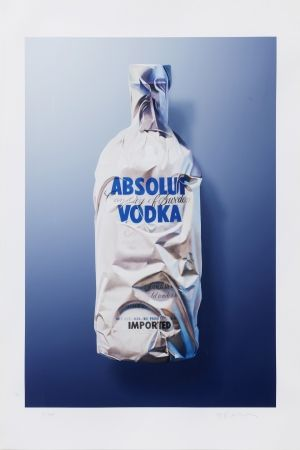 Estampe Numérique Edelmann - Wrapped moment of Absolut