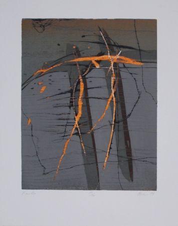 Gravure Sur Bois Olschewski - Xantho