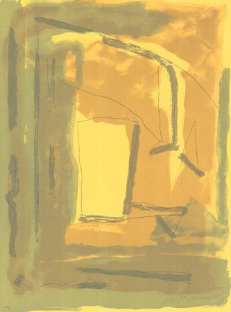 Lithographie Ràfols Casamada - Xipre-3