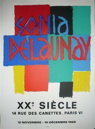 Affiche Delaunay - Xx eme siecle