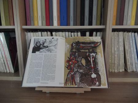 Livre Illustré Lam - Xxe lazzaro Hommage Lam
