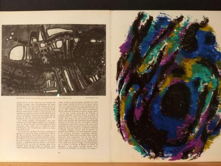 Livre Illustré Manessier - Xxe No 15